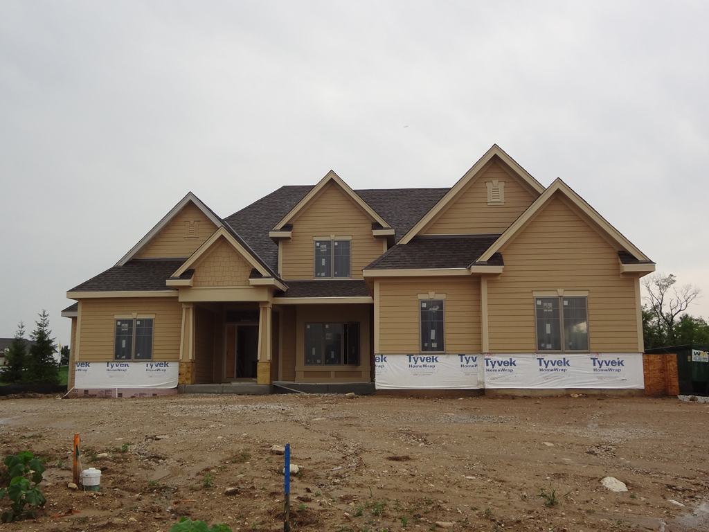 Pewaukee Wi Roofing New Constuction
